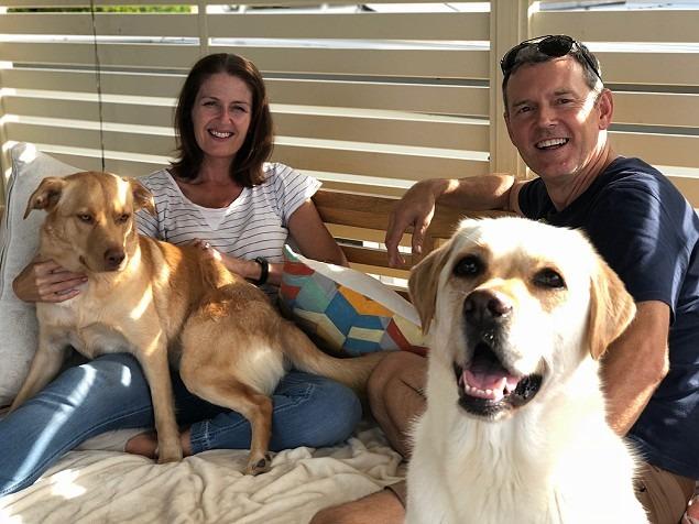 Sharon and Rod Jobbins - Making Waves Childcare Newcastle Warabrook